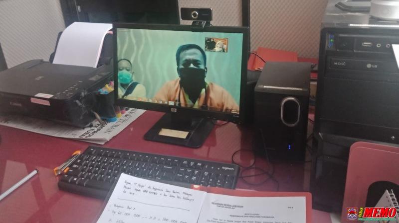 Kejari Lamongan Terima Berkas Perkara Dugaan Korupsi BKKPD Desa Dibe-Kalitengah
